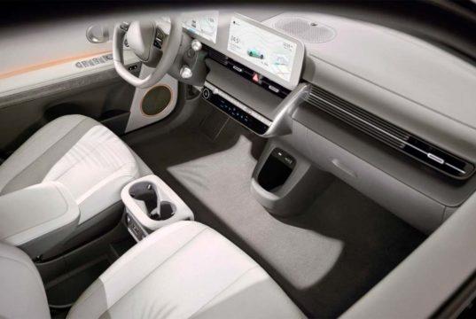 ¿Quieres ver el interior del IONIQ 5 al detalle? Mira este vídeo