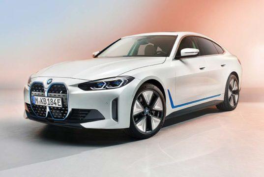 Así es el BMW i4, el Gran Coupé eléctrico de la marca alemana