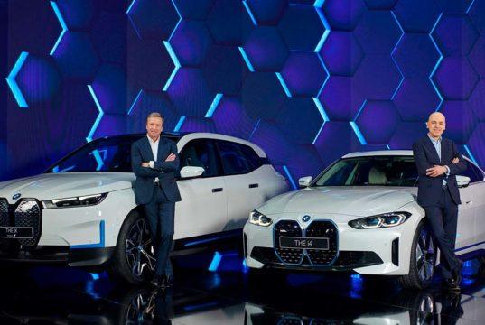 BMW lanzará una plataforma dedicada para coches eléctricos en 2025 ¿Será demasiado tarde?