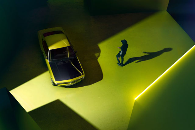 Opel-Manta-GSe-ElektroMOD-electrificado