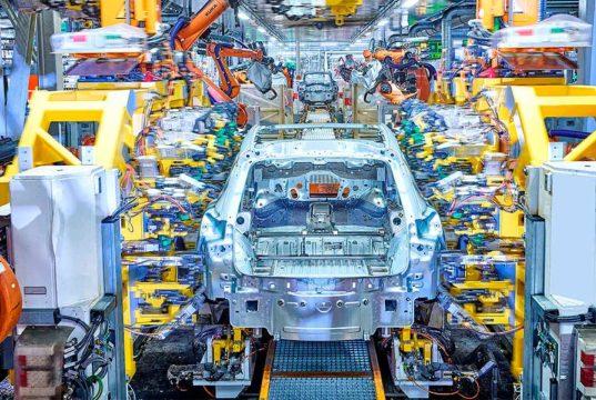 La producción del Audi Q4 e-tron ya ha dado comienzo en la fábrica de Zwickau