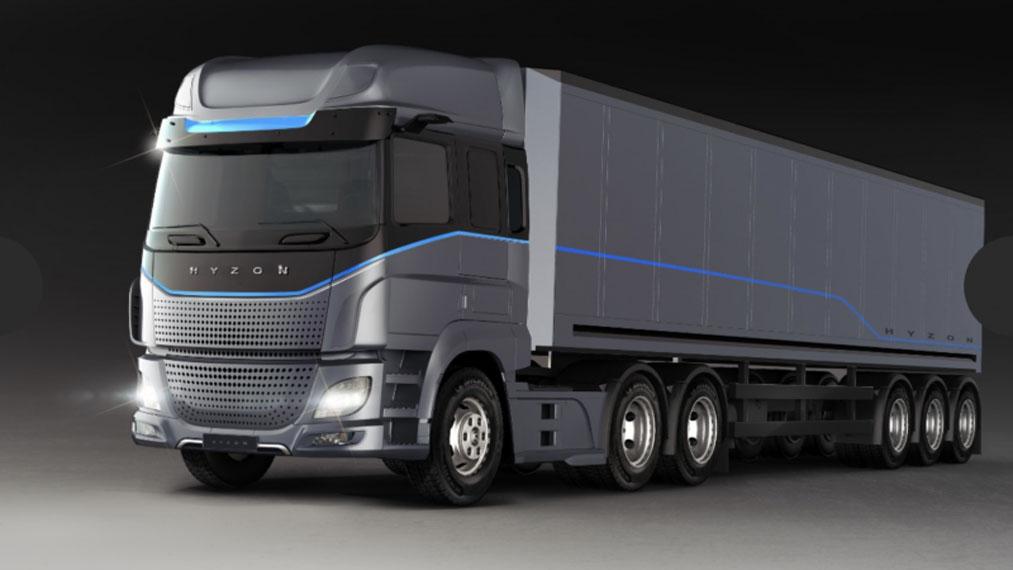 camion-pila-combustible-hidrogeno-Hyzon-Motors