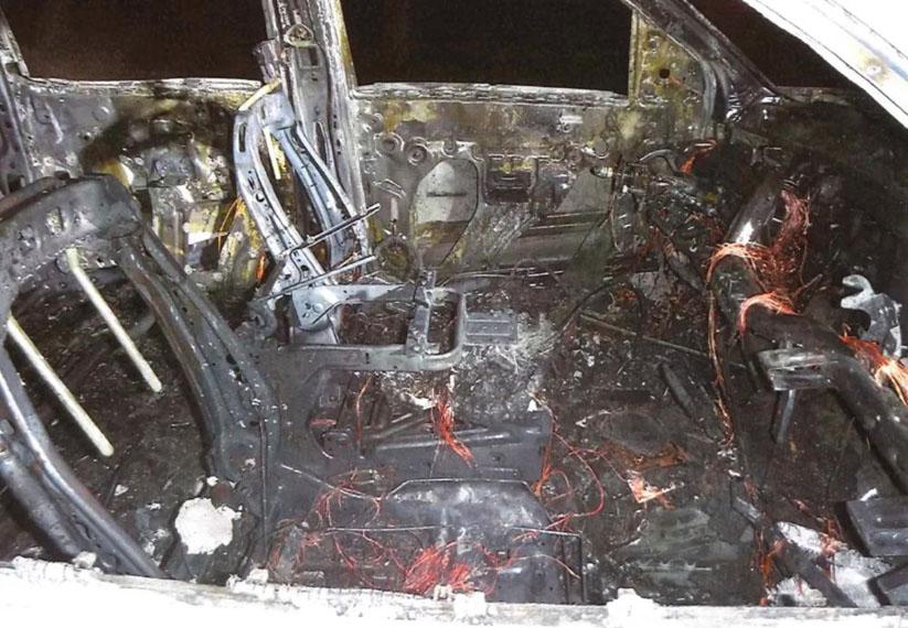 incendio-pickup-electrica-Lordstown-Endurance_interior