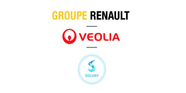 logos-empresas-reciclaje-baterias-Renault-Solvay-Veolia