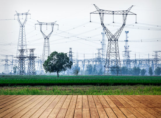 madera-electricidad