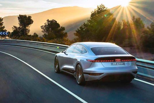 Audi A6 e-tron, el sedán eléctrico alemán que se presentará el 19 de abril