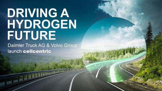 Empresa-conjunta-cellcentric_Daimler-Volvo_pilas-combustible-hidrogeno