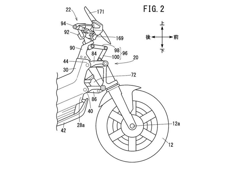 Honda-patente-motocicleta-electrica-inspirada-modelo-Grom_parte-delantera