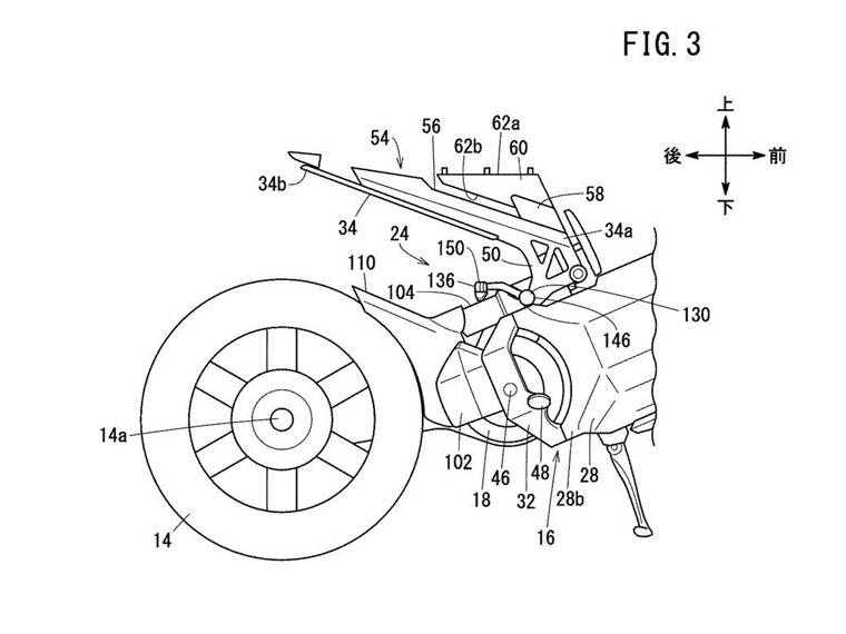 Honda-patente-motocicleta-electrica-inspirada-modelo-Grom_parte-trasera