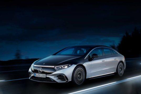 Las primeras pruebas reales del Mercedes-Benz EQS logran una excelente autonomía por autopista