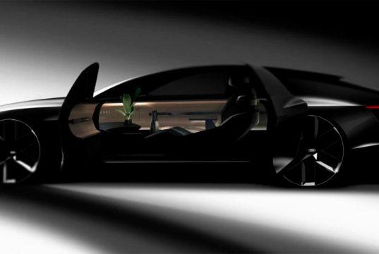 Proyecto Landjet, la berlina eléctrica premium de Audi, primeros detalles e información