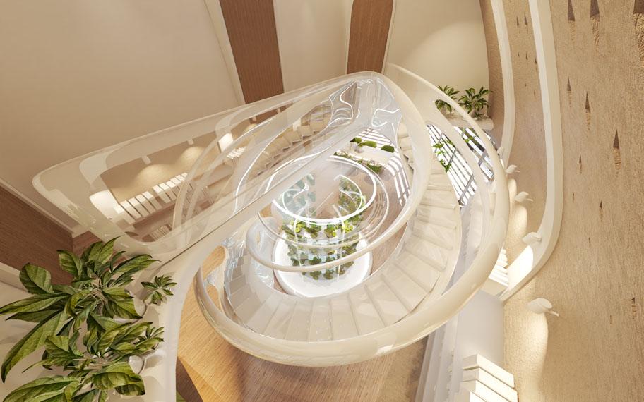 interior-cabinas-bio-viviendas-post-cambio-climatico_escaleras