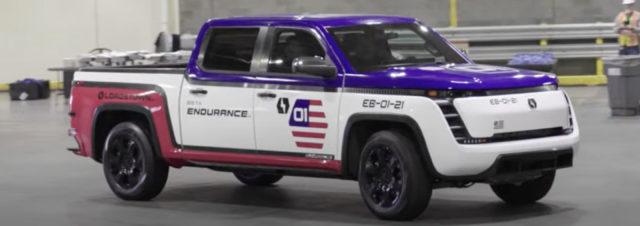primeras-dos-unidades-beta-pickup-electrica-Lordstown-Endurance-salen-produccion