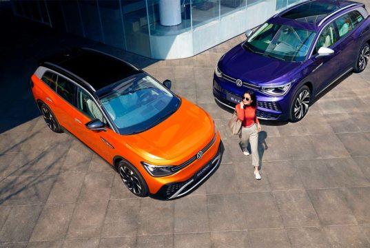 Volkswagen ID.6, así es el nuevo miembro de la familia con 7 plazas