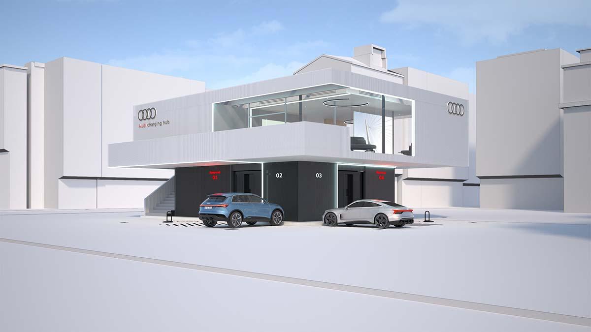 Audi-estacion-carga-coches-electricos