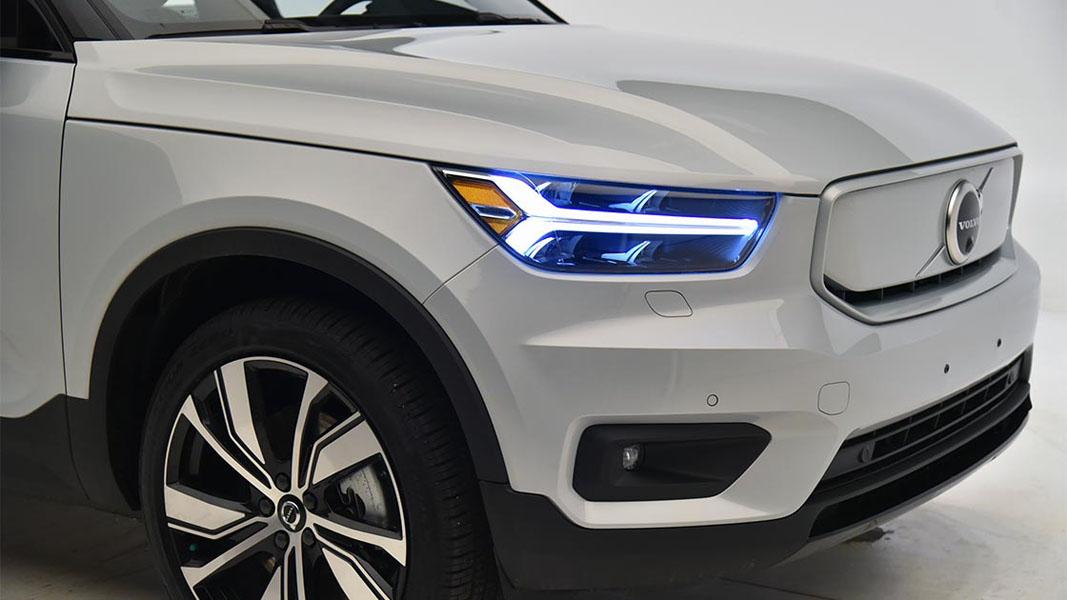 Faros-LED-estandar-Volvo-XC40-Recharge