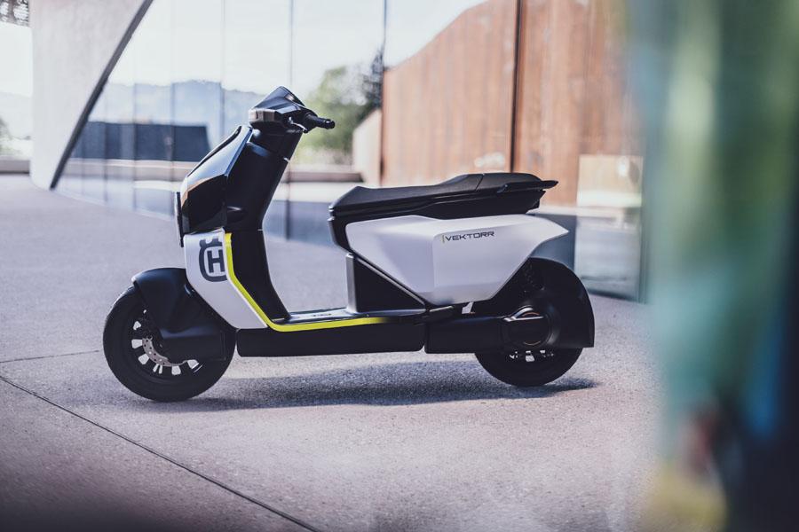 Husqvarna-Motorcycles-scooter-electrica-Vekktor-Concept_lateral-izq