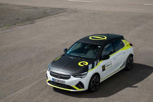 Convierte tu Opel Corsa-e en la versión de rally