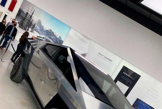 ¿En qué se inspiró Tesla para el diseño de la Cybertruck?
