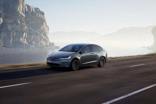 Tesla actualiza la fecha de entrega del nuevo Model X 2021