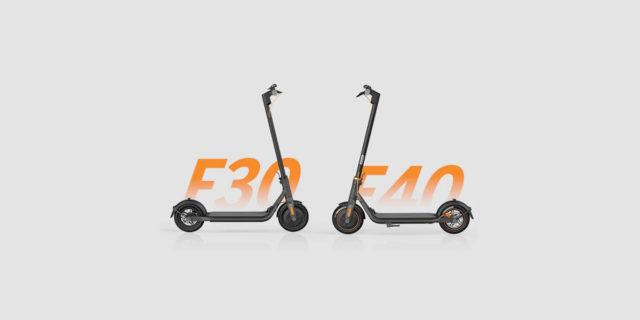 nuevos-patinetes-electricos-Ninebot-F30-F40