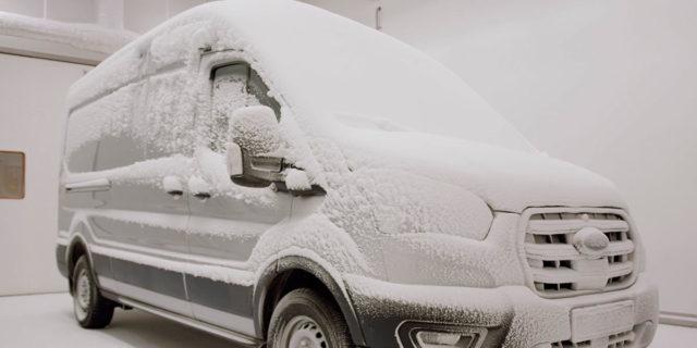 Furgoneta-electrica-Ford-E-Transit_pruebas-extremas-frio