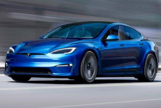 Tesla lanza una nueva actualización específica para el Model S