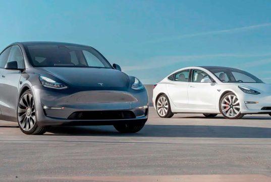 Tesla llama a revisión a más  5.000 Model 3 y Model Y relacionado con los cinturones de seguridad