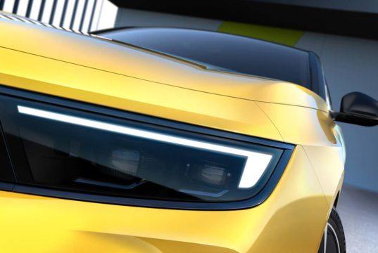 Opel Astra, primeros detalles y fotos del futuro modelo eléctrico