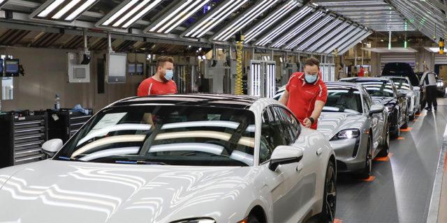 Fabricacion-Porsche-Taycan