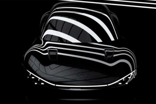 Mercedes-Benz prepara un nuevo coche eléctrico con más de 1.000 km de autonomía