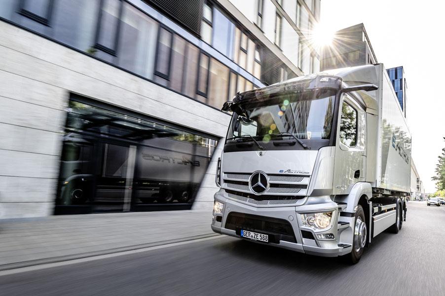 Mercedes-Benz-eActros