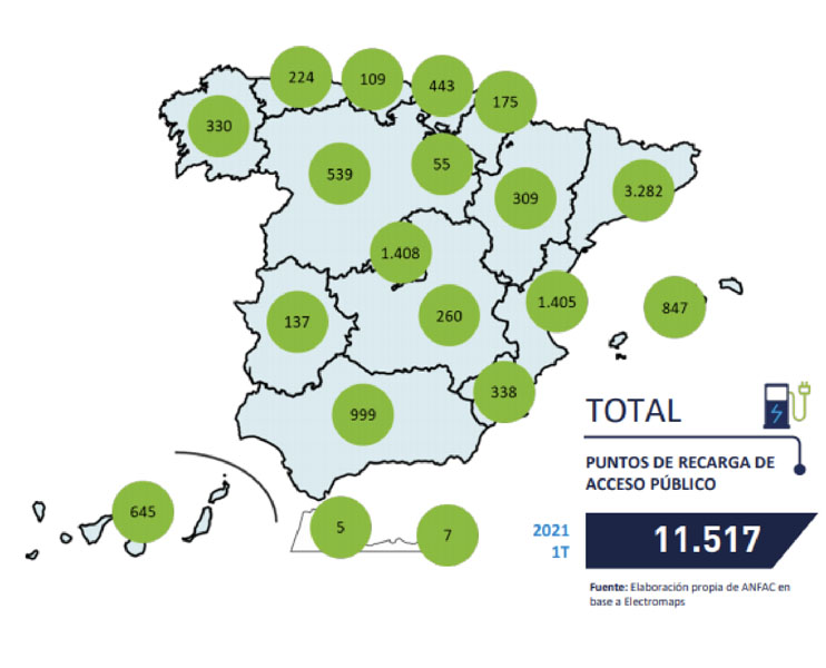 Puntos-carga-publicos-Espana_actualidad