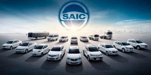 SAIC-Motor-vehiculos