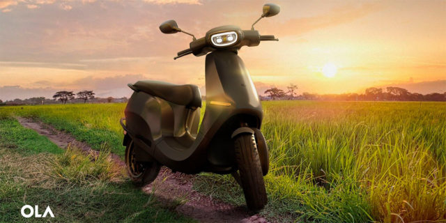 Scooter-electrica-Ola-Electric