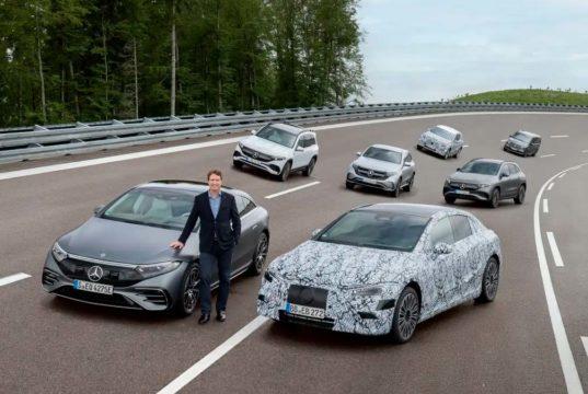 Mercedes-Benz será una marca 100% eléctrica en 2030