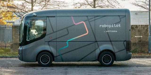 Arrival-Robopilot