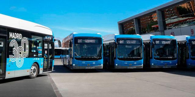 Autobuses-electricos-BYD-eBus-12-metros_pedido-EMT-Madrid