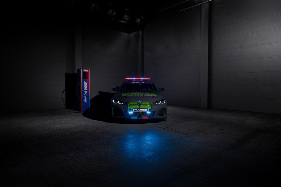 BMW-i4-M50_Safety-Car-campeonato-MotoE_frontal