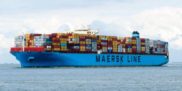 Buque-portacontenedores-Maersk