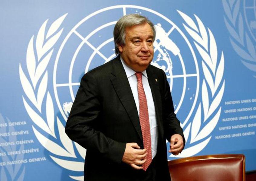 Secretario-General-ONU-Antonio-Guterres