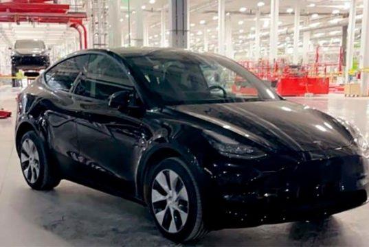 El Tesla Model Y ya se produce en la Gigafactory de Texas