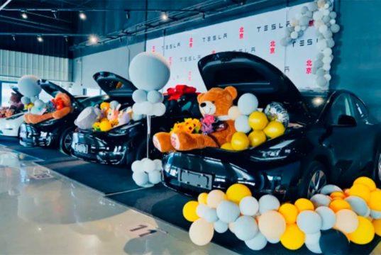 El Tesla Model Y RWD Standard Range ya a la venta en China