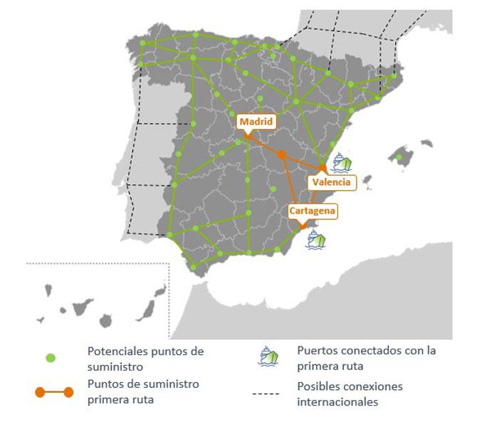 Creacion-alianza-hidrogeno-verde-Naturgy_Enagas_Exolum_primer-corredor-Madrid_Valencia_Murcia