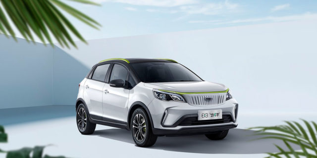 Geometry-EX3_SUV-electrico-Geely-mercado-chino