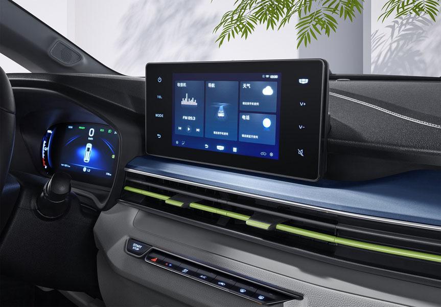 Geometry-EX3_SUV-electrico-Geely-mercado-chino_interior-pantalla-central