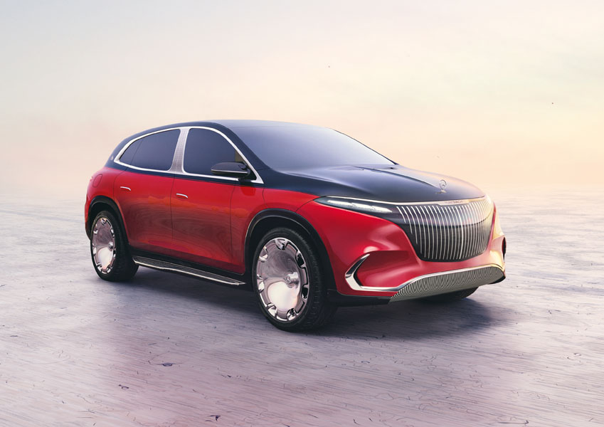 Mercedes-Maybach-concept