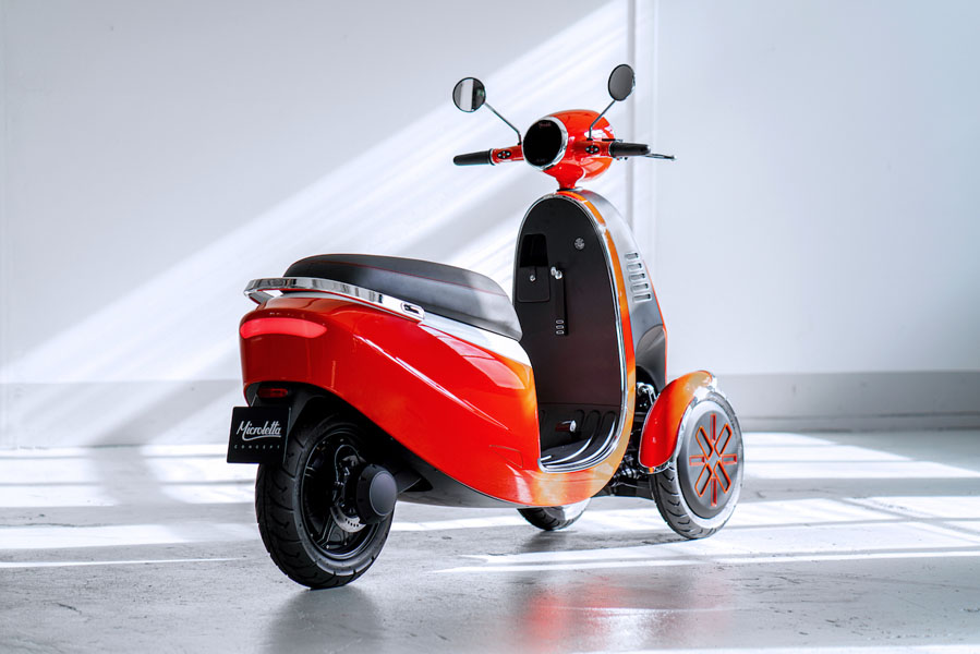 Microletta_scooter-electrica-tres-ruedas_trasera