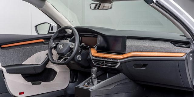 Skoda-uso-materiales-sostenibles-interior-nuevos-vehiculos