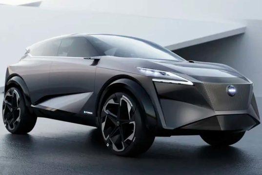 La nueva generación del Nissan Leaf pasará a ser un SUV-crossover